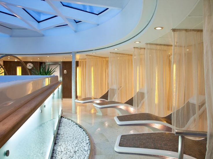 Spas On The World39s Best Cruise Ships