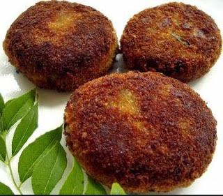 Rajugarivantalu (Andhra Telugu Vantalu): Rajugarivantalu-How-to-make-fish-cutlet-fish-cake-...