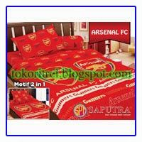 Sprei Single Arsenal ( Seri 2 ) FF00342 - http://tokoritrel.blogspot.com/2013/09/sprei-single-arsenal-seri-2-ff00342.html