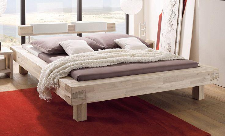 29 besten betten bilder auf pinterest bauholz betten und bettgestelle. Black Bedroom Furniture Sets. Home Design Ideas