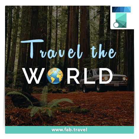 #TravelFabulously  Discover things to do on your next #Trip and plan a trip of your #Lifetime around the #World!!
