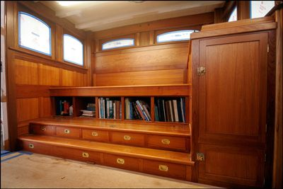 We Like This Finish Haven Boatworks Llc Specializing In Wooden Boat Restoration Float On