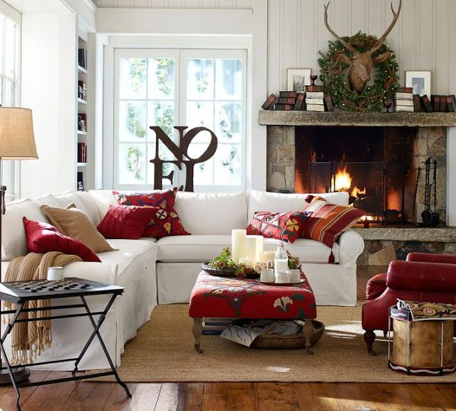 Top 40 Holiday Decoration Ideas For Kitchen: Best 25+ Pottery Barn Christmas Ideas On Pinterest