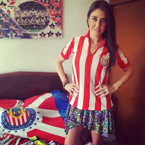 Fotogalería: Botineras - Mariana Zacarías, fanática del Rebaño   Chivas Pasión - Sitio No Oficial del Club Deportivo Guadalajara