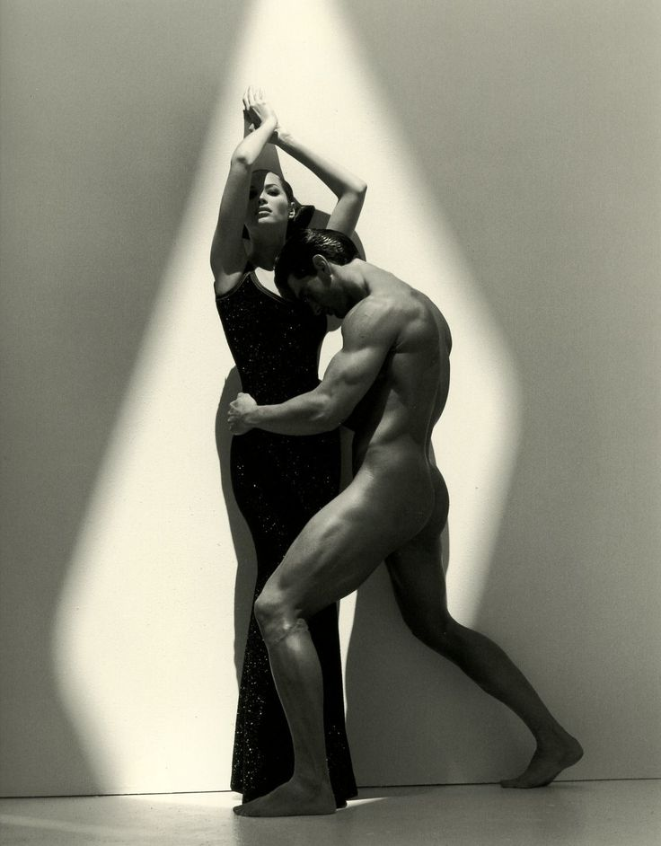 Herb Ritts and Turlington
