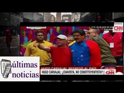 URGENTE ULTIMA HORA VENEZUELA 29 DE JULIO 2017, ULTIMA HORA NOTICIAS DE HOY 29 DE JULIO 2017 - VER VÍDEO -> http://quehubocolombia.com/urgente-ultima-hora-venezuela-29-de-julio-2017-ultima-hora-noticias-de-hoy-29-de-julio-2017    El mundo entero tiene los ojos puestos en Venezuela  y sobre lo que pasara en este país este fin de semana, con la celebración de la constituyente que convoco el presidente maduro Créditos de vídeo a Popular on YouTube – Colombia YouTube