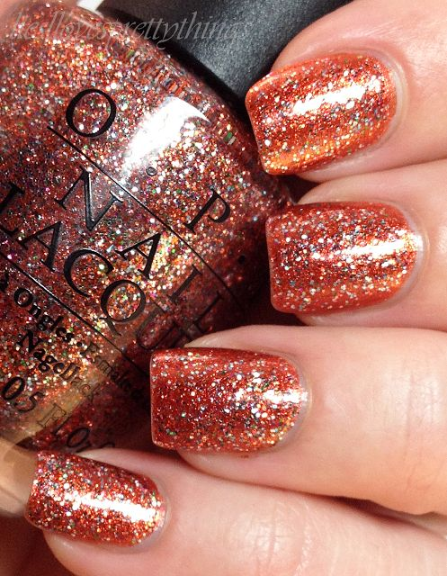 OPI Burlesque collection Take The Stage + Extrava-Va-Ganza