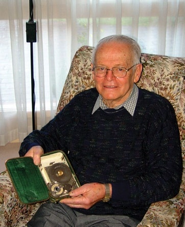 Dave Warren - Australian inventor of black box recorder