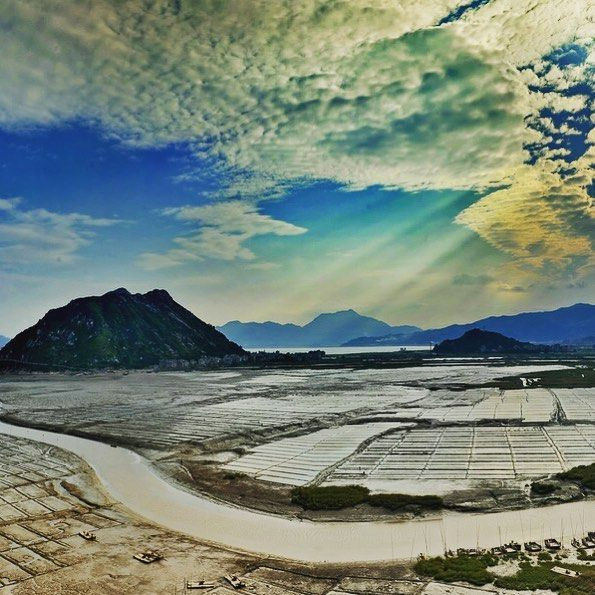Xiapu.#travelling #photography #travelingram #photoshooting #China #Ningde #mudflat #beach #paradise #photographer #Travel