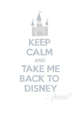 take me to disney