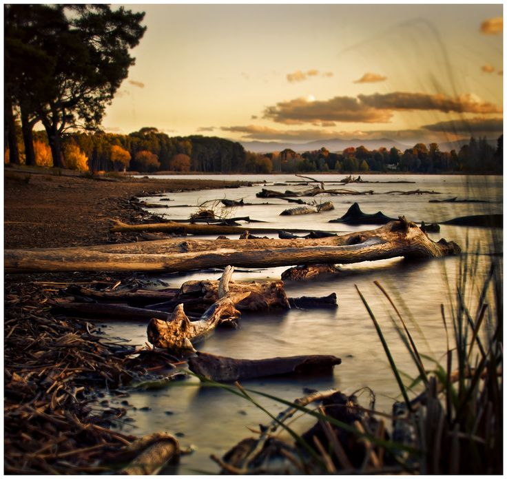 Sunset - Canberra - Australia