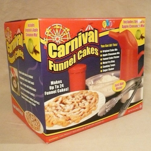 funnel cake cooker