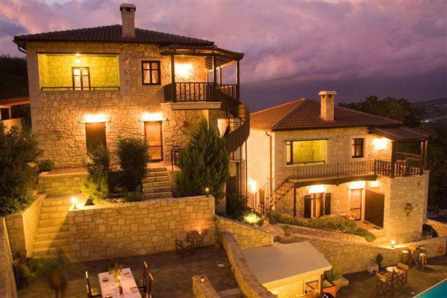 ASION LITHOS Traditional Cottages | #Greece #Crete #Heraklion #Guestinn