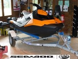 D8 £4,999 Sea-doo - SPARK Small boats for sale in Hampshire, South East | Boats and Outboards