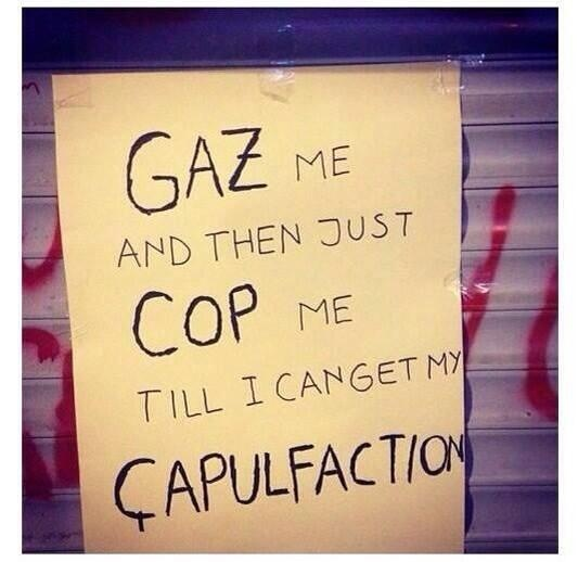 #çapulfaction #occupygezi