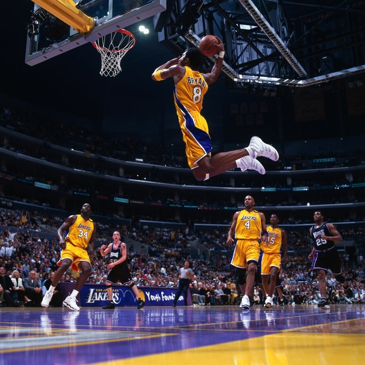 #Kobe #Bryant slam