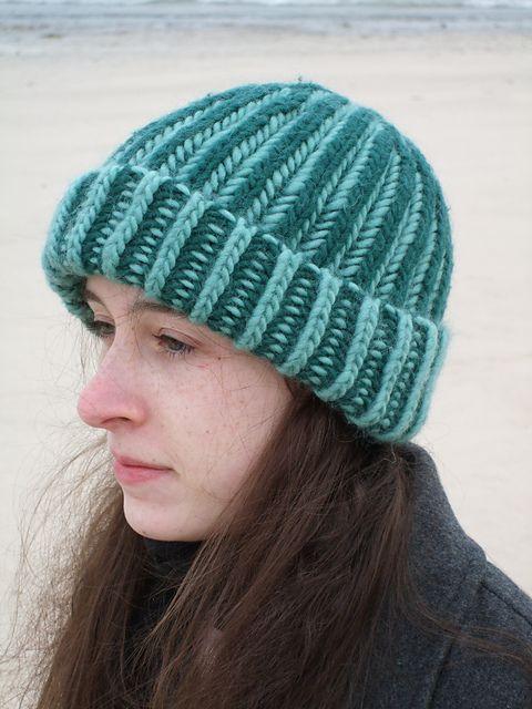 Knitting Brioche Stitch Hat : Pin by Corey Snelson on Knitting (and crocheting) Pinterest
