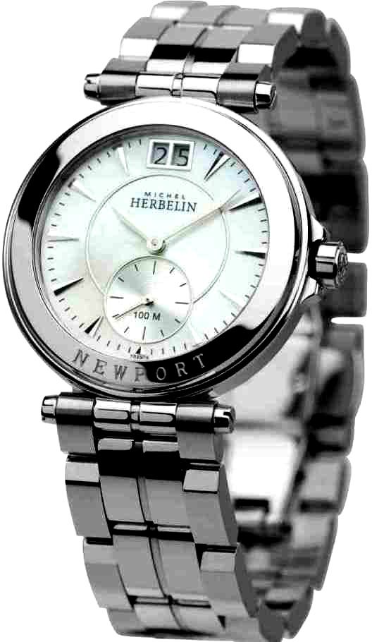 michelle herbelin watches | Michel Herbelin Unveils Appealing Newport Watches Watches Channel