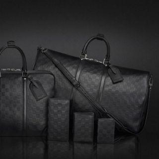Color Negro - Black!!! Louis Vuitton Damier Infini Collection for men
