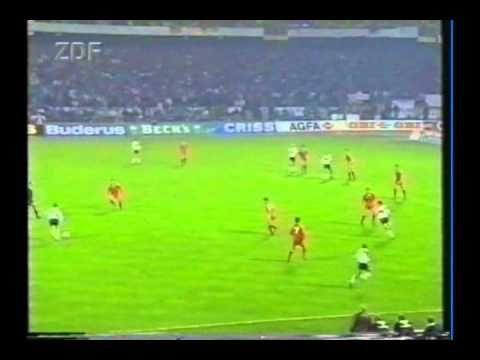 1989: WM-Quali.: Deutschland- Wales 2:1