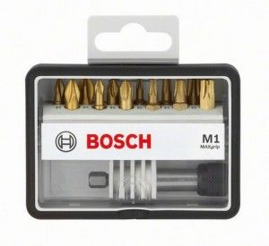 #Bit - inserti Max Grip #Bosch Torx, Robust Line 2607002579 #modellismo #utensili #elettroutensili #bricolage #hobby #faidate