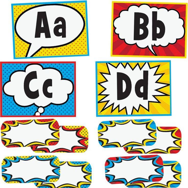Best 25+ Superhero alphabet ideas on Pinterest | Superhero ...
