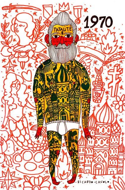 cavolo 1970 by Ricardo Cavolo, via Flickr