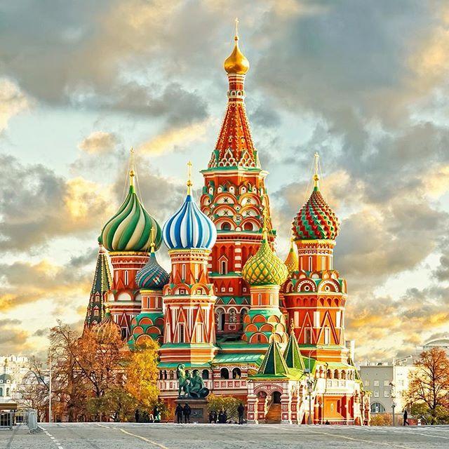 Piazza Rossa, Mosca, Russia