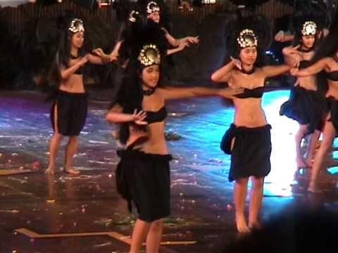 Les grands ballets de Tahiti - YouTube