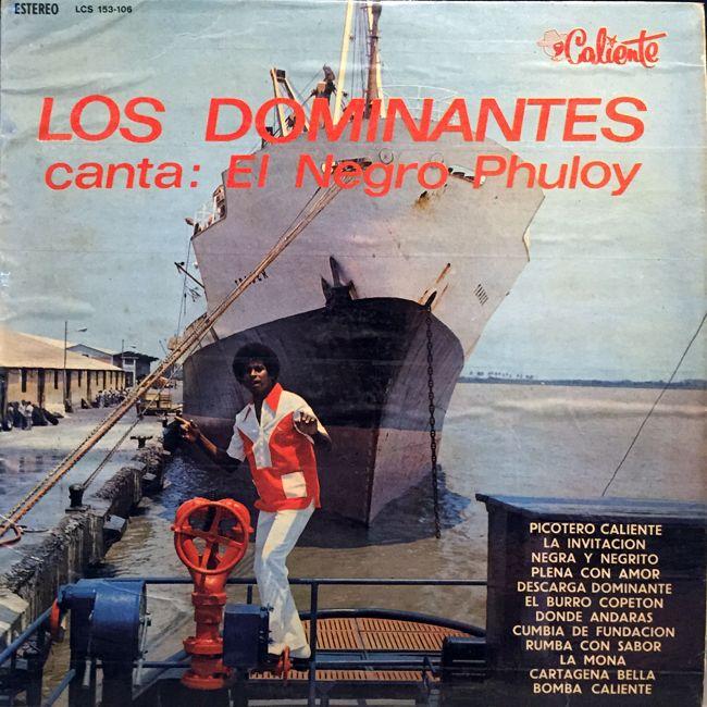 Los Dominantes - Los Dominantes (Caliente)
