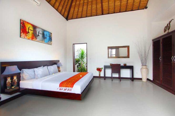 #RuangTidur di #VillaRicciBali