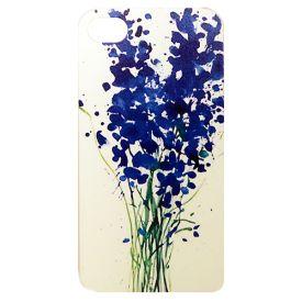 Purple Flower Case iPhone 4/4S / www.nunuco.fi