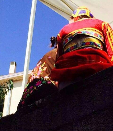 Costumi di Tonara e Desulo,  Sardinia