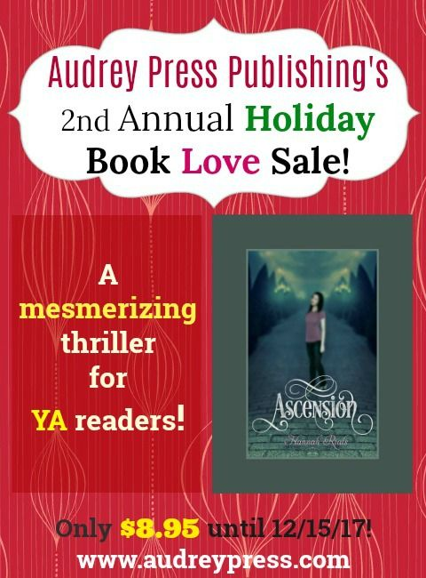 """If you are a #YA reader who loves suspense, intrigue and teen vampire romance, you will be """"sucked in"""" by Ascension by Hannah Rials."""