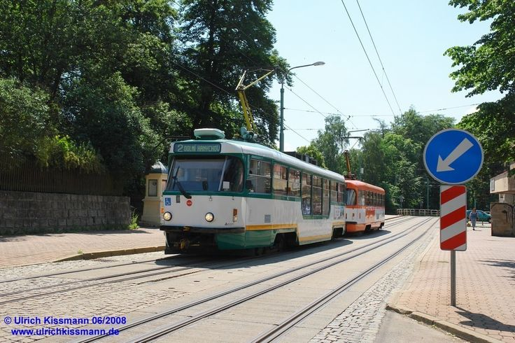 47 Liberec Lidove Sady 05.06.2008 - (ČKD) Tatra T3