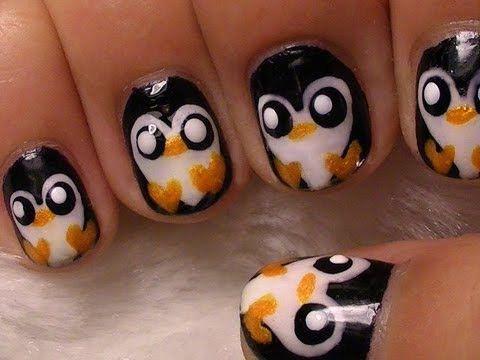 pinguin nagellak