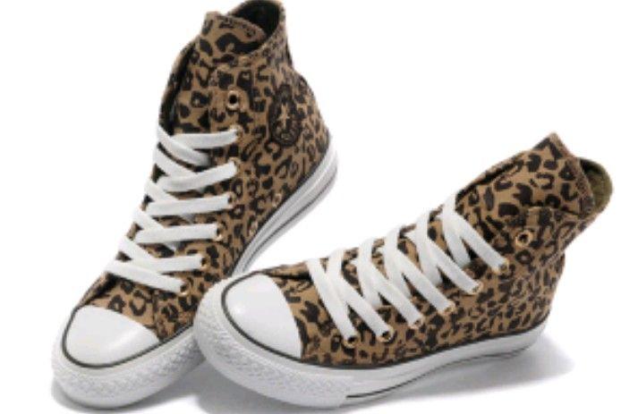 2converse leopardate
