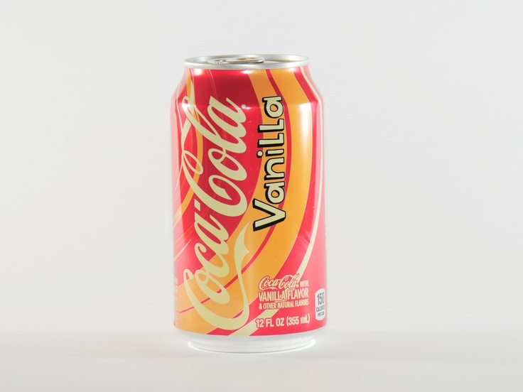 Coca Cola Vanille