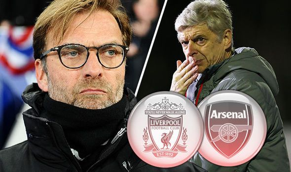 Liverpool 2-0 Arsenal Live: Roberto Firmino and Sadio Mane give Reds the lead at Anfield