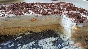 Köstlicher FLORIDA Kuchen