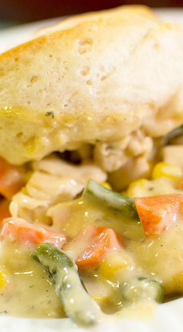 Chicken in a biscuit corn recipe