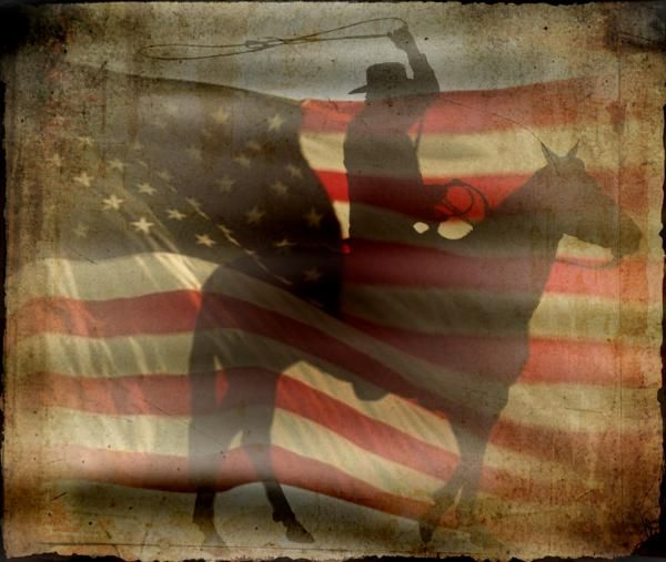 American CowboyBlessed America, American West, American Flags, Country Living, American Made, God Blessed, Country Life, American Cowboy, Heart America