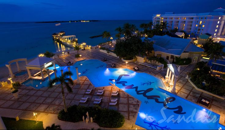 All Inclusive Bahamas Vacation at Sandals Royal Bahamian Private Island and Spa