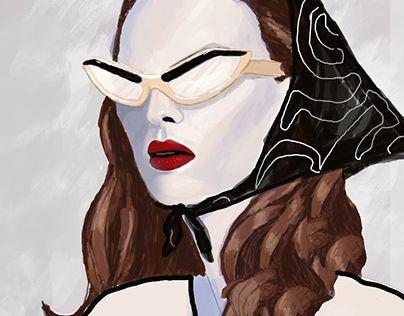 "Check out new work on my @Behance portfolio: ""Prada Sunglasses"" http://be.net/gallery/49696243/Prada-Sunglasses"