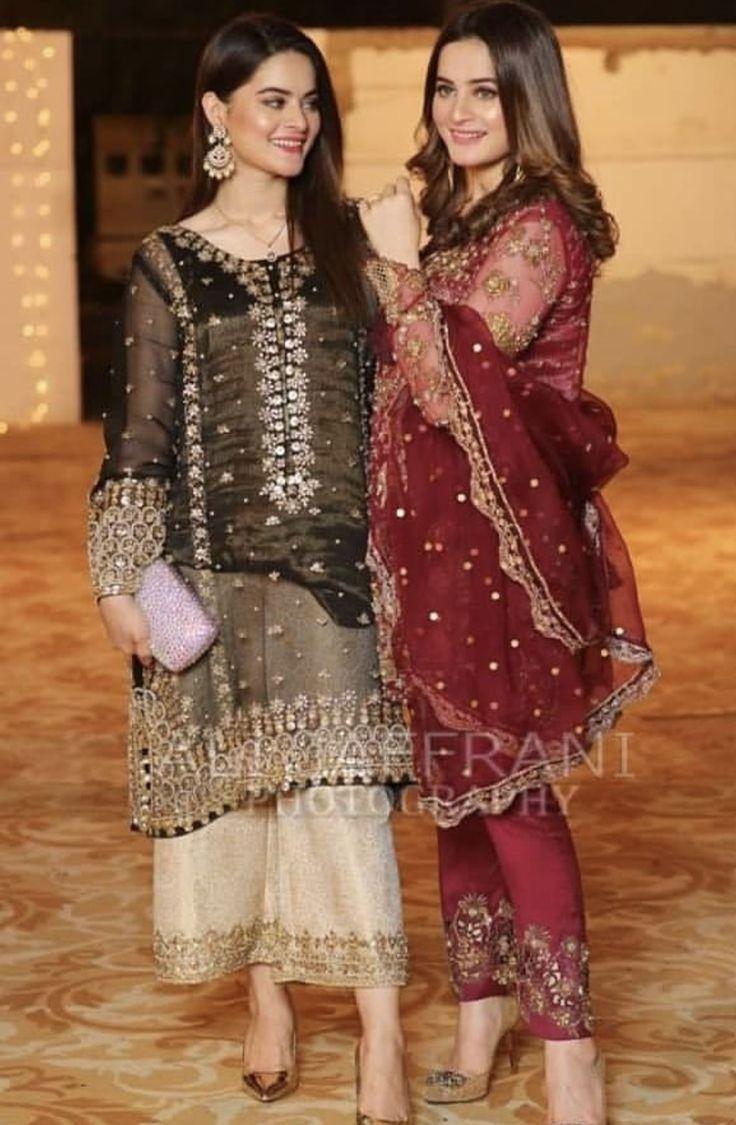 Girl Group in 2020 Pakistani bridal dresses