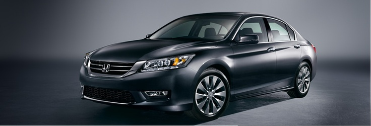 All new Accord! Coming in September to Friendly Honda