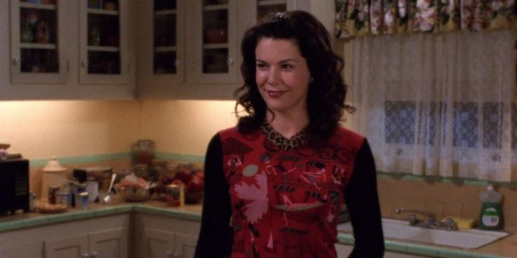 Lorelai's Worst Outfits In Season 1 Of 'Gilmore Girls'