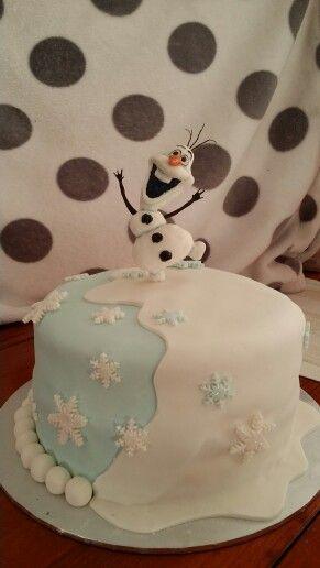 Finished cake! Love
