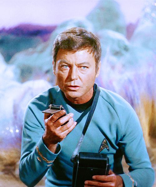 Star Trek: Dr. McCoy