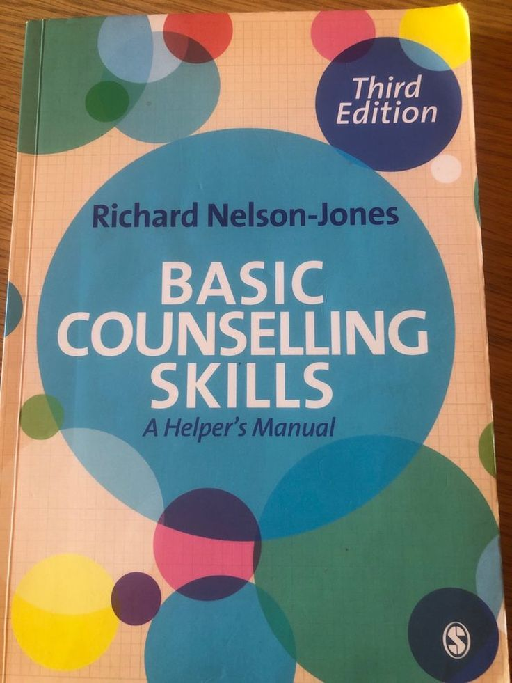 Book Review Basic Counselling Skills A Helpers Manual By Richard Nelson Jones Richard Nelson Counseling Skills